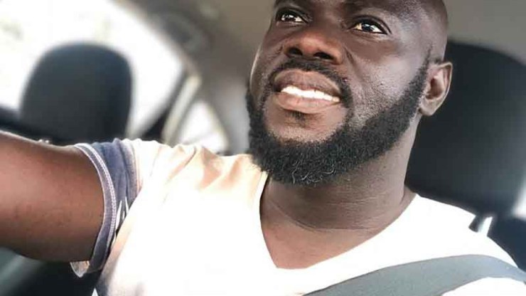 Eshun's ex-manager and lover