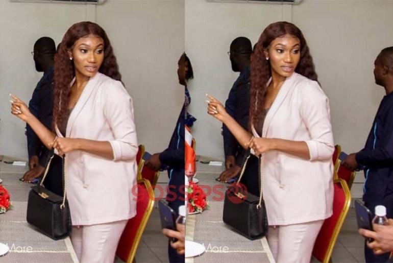 Wendy Shay slams Ghanaians for praising Davido's feature with Nicki Minaj