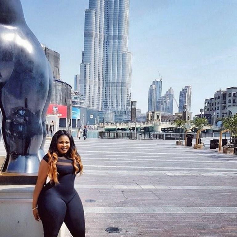 Purfcie Conna: Beautiful Photos of the Kumawood Actress who has more backside than Moesha 7