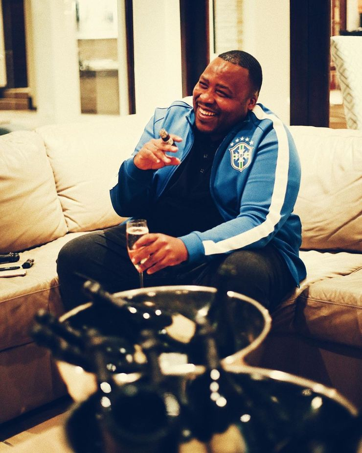 Top 5 South African Rappers : Stogie T