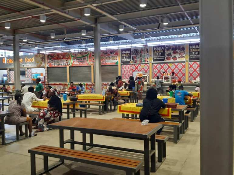 See 7 exclusive photos of Kumasi Central Market