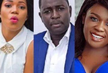 Mugabe Maase warns Tracey Boakye and Mzbel