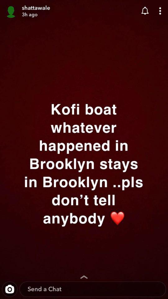 Already music video was shot in Brooklyn, U.S.A - Shatta Wale reveals 1