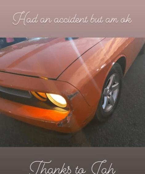 Rapper Guru involved in an accident