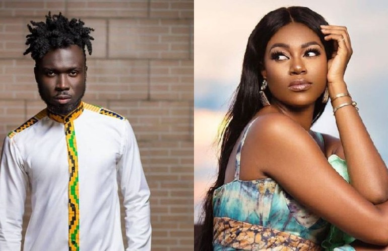 You've never supported anybody but you're here crying of support – Kobi Rana replies Yvonne Nelson