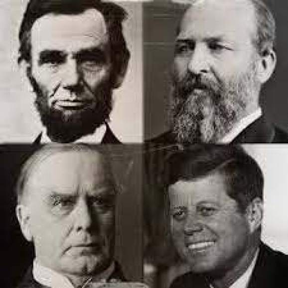 Assassinated Presidents: Profiles of Them and Their Killers - History