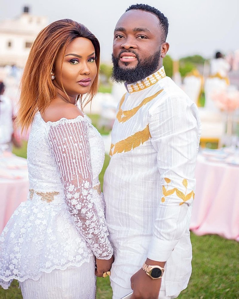 Nana Ama Mcbrown's Marriage Is In Flames And Near Collapsing – Popular Blogger Alleges 1