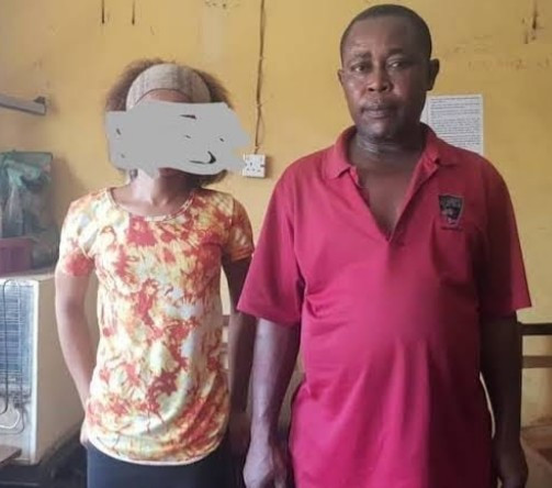 15-year-old girl raped by her father and friends