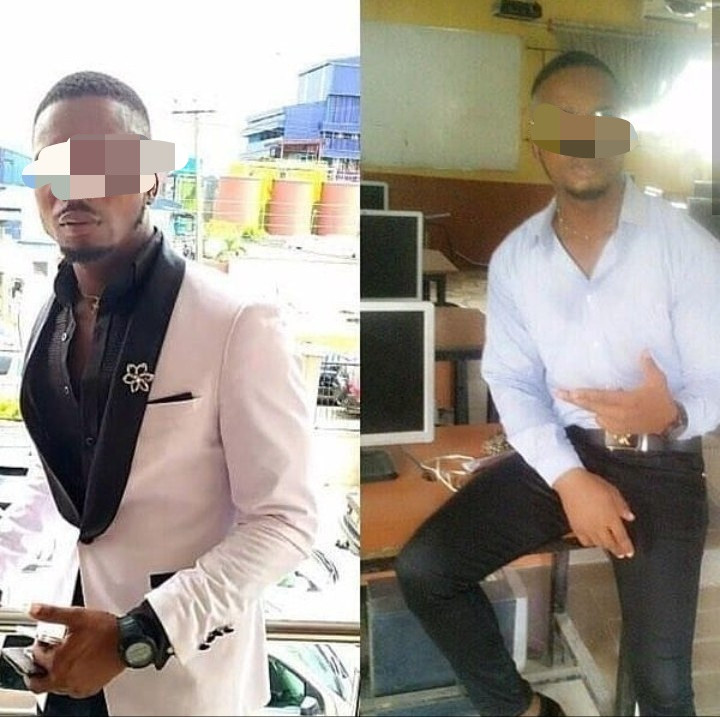 Man Drags Teacher As He Exposes WhatsApp Chat