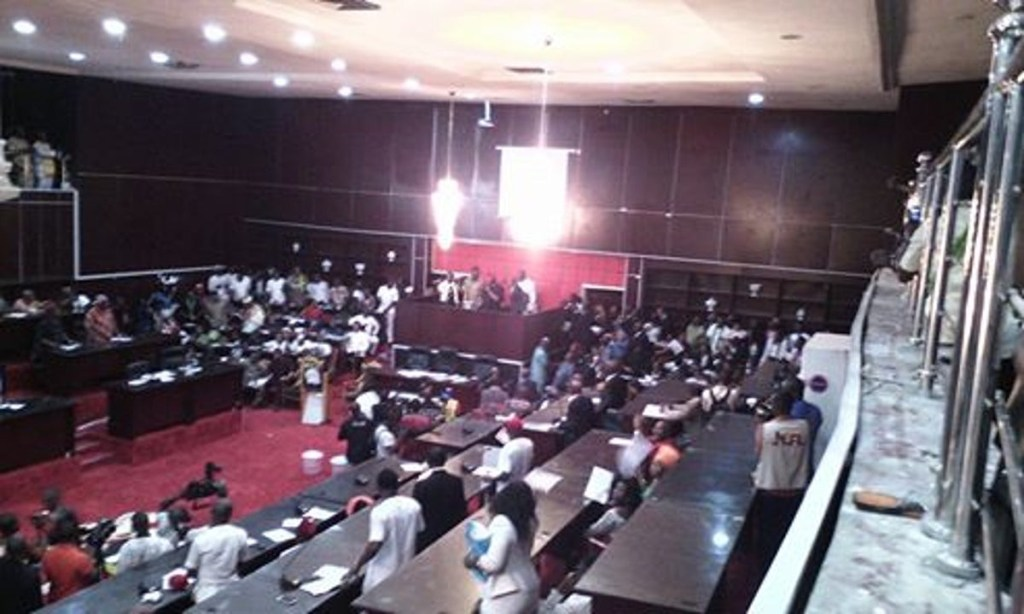 Imo Assembly Repeals Law That Allowed Ex-governors And Speakers To Receive Pension And Other Entitlements