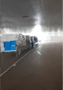 Man Shares Video Showing Empty Isolation Center In Kano
