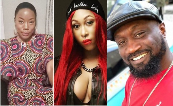 Cynthia Morgan Hits Back, Says She Should Sue Jude If He Said She Owed Him Money