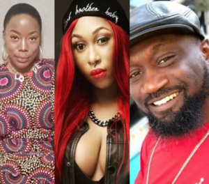 See Cynthia Morgan's open letter to Jude Okoye and Joy Tongo thanking them and also clearing things up