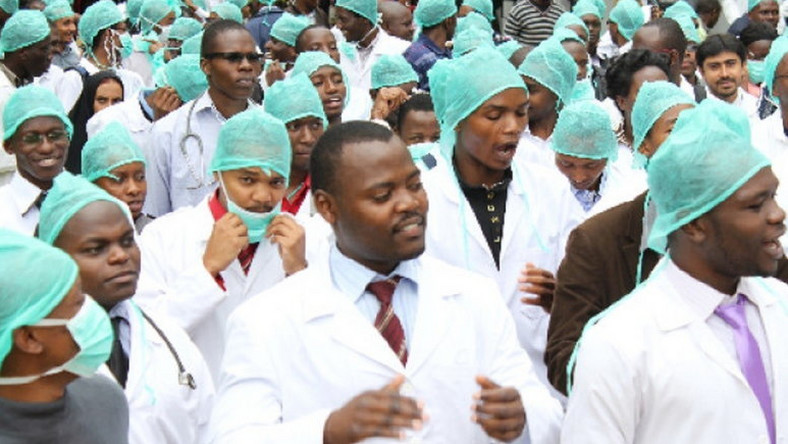 Doctors In Lagos Commence Indefinite Strike