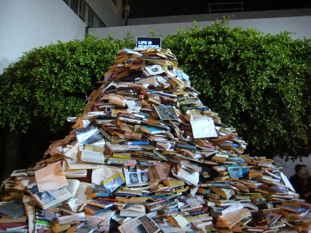 books-piled-up