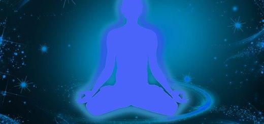 Blue Aura People