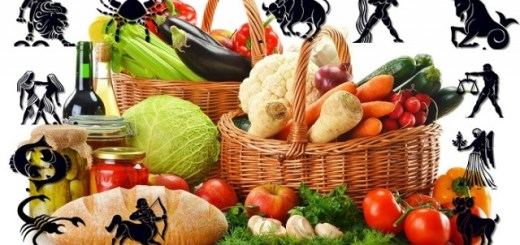 Which Are The Best Foods For You according to Your Star sign