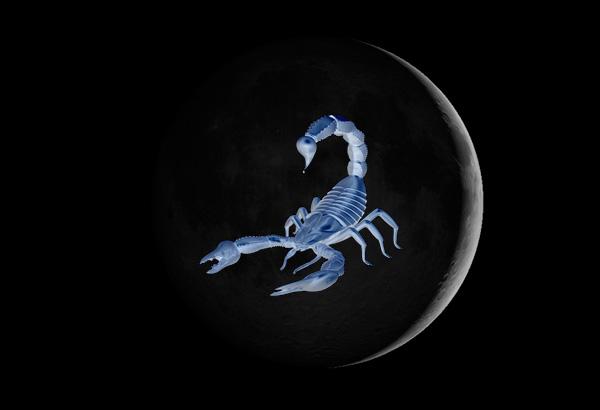 moon is scorpio