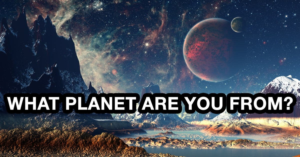 What Star System Are YOU Originally From? (Starseed Quiz)