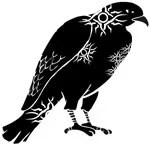 hawk-falcon Celtic Animal Zodiac and Sign Meanings