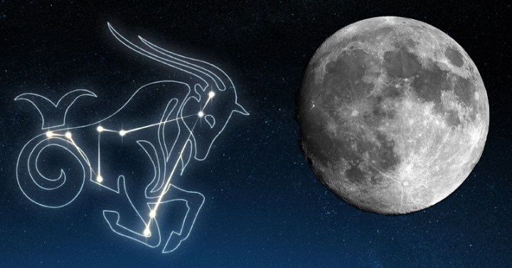 Full Moon in Capricorn