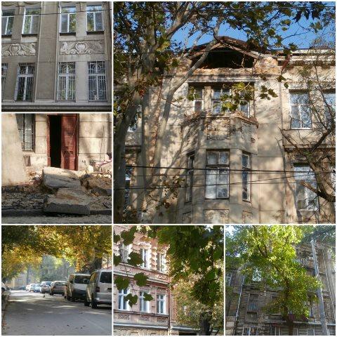 ШАРГА. collage дом толстого угол каретного переулка