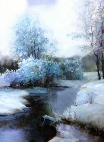 Лариса Филиппова. Зима