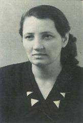Мама. Одесса, 1954