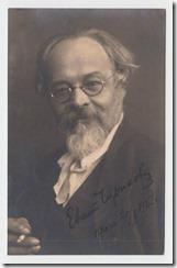 Е.Н.Чириков в Чехословакии, 1927 г.