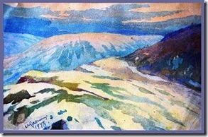 Художник Михаил Качуровский (1948) (из частной коллекции)