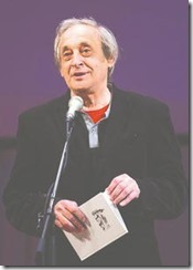 поэт Игорm Потоцкий