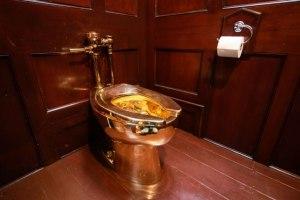 Крадци од Черчиловата палата украле WC шолја од 4,8 милиони фунти