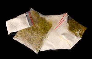 Кривични против повеќе лица фатени со дрога на гостиварското подрачје