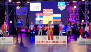 Денс талентот од Гостивар Анди Исмаили стана светски шампион во модерни танци
