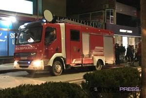 Пожарникарите вечерва интервенираа во угостителски локал во Гостивар