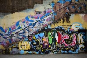 Улична уметност – вредна за внимание