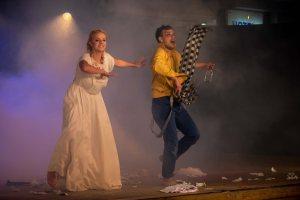 """""""Кокошка"""" со награда за најдобра претстава на фестивалот """"Отело"""" во Гостивар"""