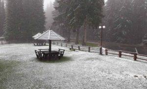 Падна снег во Босна и Херцеговина