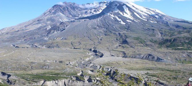 [June in Seattle] Mount Saint Helens National Volcanic Monument (West Side)