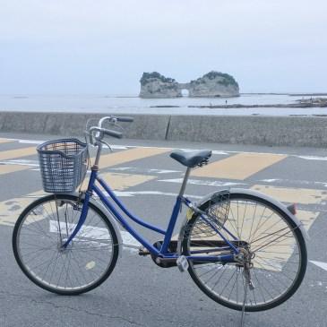 南紀白濱單車地圖,尋找日本最古老的溫泉