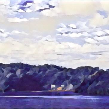 日月潭環湖自行車道,體驗捷安特六星服務站