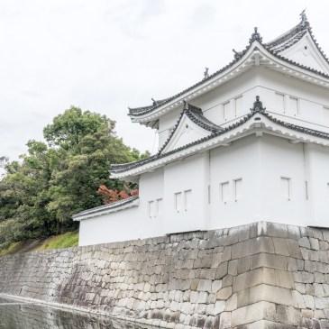 見證江戶時代的興衰,京都二條城