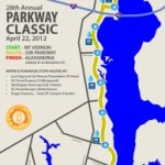 Training Log: GW Parkway Classic (Week 2)