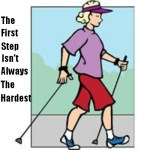 The First Step Is The Hardest–Or Is It?