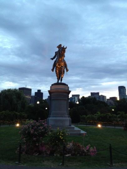 Running Tour of Boston