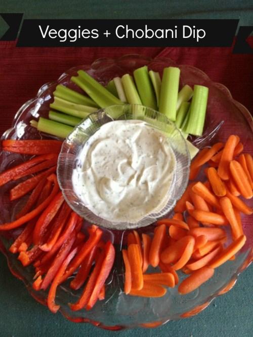 Veggies + Dip