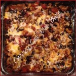 Cheesy Chili Mac Bake Recipe