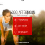 A New 7 Minute Workout App
