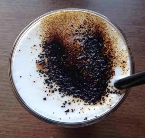 Licorice Latte