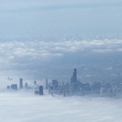 Chicago In The Clouds